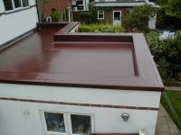 Flat Roof Tiny House